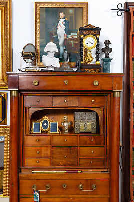 Empire era standing secretary origin France circa 1810