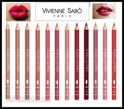 Vivienne Sabo JOLIES LEVRES Lip Pencil 0.9 g DIFFERENT COLORS