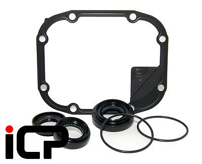 R160 Rear Diff Differential Gasket & Seals Fits Subaru Impreza Forester Legacy