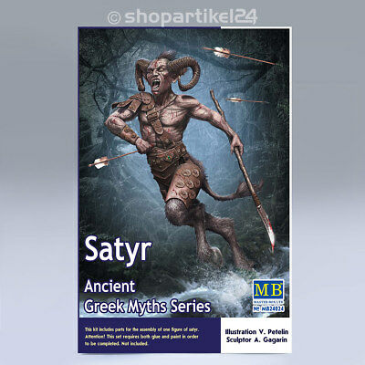MASTER BOX 24024 - Ancient Greek Myths Series. Satyr - 1:24 Bausatz MB24024