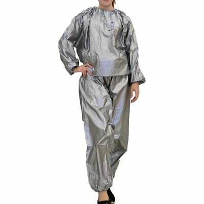Sweat Suit Losing Weight and Burning Fat Sauna Suit For Running / During Workout