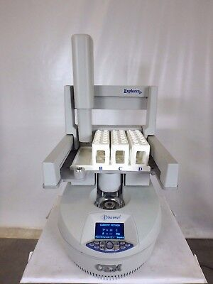CEM Discover-S 908850 Automated Digestion w/ Explorer 48 Autosampler 909480