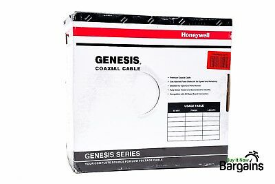 Honeywell Genesis Coaxial Cable 1000ft