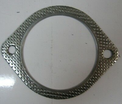 2 BOLT EXHAUST FLANGE GASKET 3 1/2 INCH (90mm)