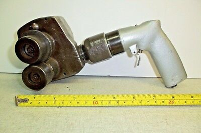 Quackenbush ? Pneumatic Rotary Shear Sheet Metal Cutter ,  Aircraft Tool