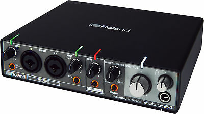 ROLAND Rubix24 - Interfaccia USB 2 In/ 4 Out