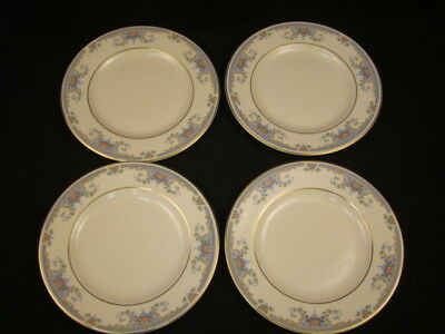 "Royal Doulton ""Juliet"" 4 Bread Plates"
