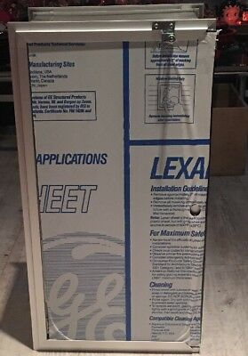 Hale Pet Door Wall Model-Tall-Large-Double Flap/ new with in Plastic with box