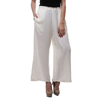 Women's Ladies Wide Leg Palazzo Pants Straight Plus Large Size Assorted Colors