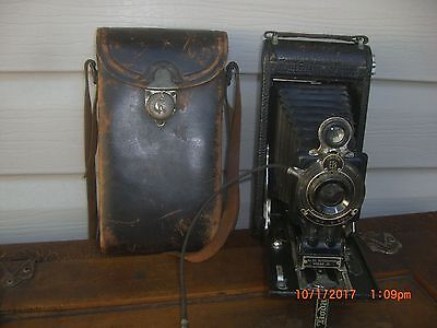 1913 Antique Kodak No.2-C Autographic Kodak Jr Folding Camera