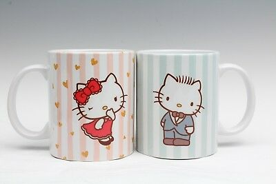 Hello Kitty & Dear Daniel pair cute Original design 11oz coffee mug US Seller