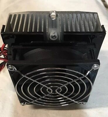Peltier Thermoelectric Cooler Conduction Module Cooling System