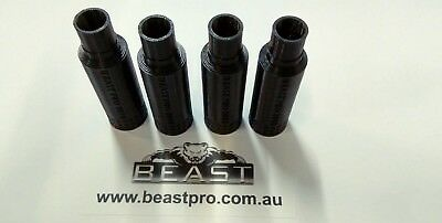 BEAST ADC JM M4A1 GEN8 PRO Hop up ✓no arc 7 8mm GEL BALL GUN  hopup fits stock
