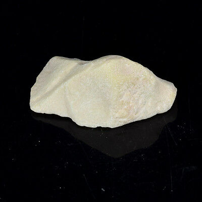 Certified 413.50 Ct 100% Natural Yellow Serpentine Rough Loose Gemstone V-3110