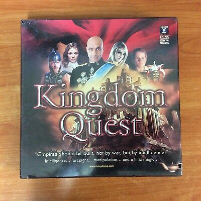 Kingdom Quest Board Game - Brand New