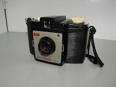 "Vintage Kodak Cresta Film Camera Made In England In ""Great Vintage Condition"""