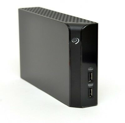 SEAGATE STEL8000100 8TB Backup Plus Hub Desktop Drive USB3.0