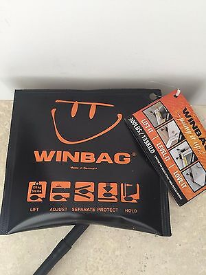 Winbag **Air Wedge Pump Up Air Tool** Bag for Door/Window Frame Fitting & more