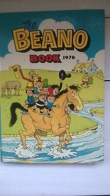 """Vintage """"The Beano Book 1976"""" Annual"""