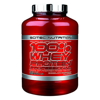 SCITEC 100% WHEY PROTEIN PROFESSIONAL 2350g - CHOCO COCONUT