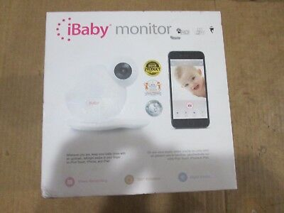 iBaby Monitor M6S 1080p Full HD WiFi Smart Digital Baby for iOS and Android USED