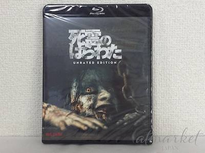 The Evil Dead 2013 Unrated Edition 2 Blu-ray Japan BRM-80292 from JAPAN NEW F/S