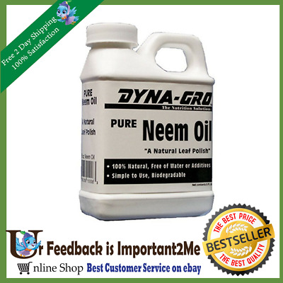 8 Oz Southern Ag Triple Action Organic Neem Oil Pesticide Clean And Shiny Leaves