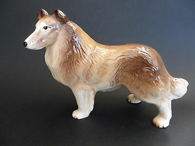 Melba Ware Vintage Collie Dog Figurine, In Excellent Condition.