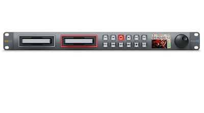 Blackmagic Hyperdeck Studio 12G - Display Model