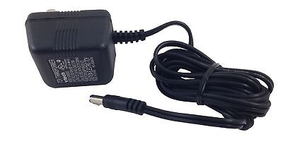 Vtech 80-000878 V.Smile AC Adapter; Converts 120V AC To 9V DC; Black; In... NEW!