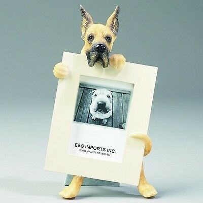 Great Dane Cropped Dog Picture Photo Frame