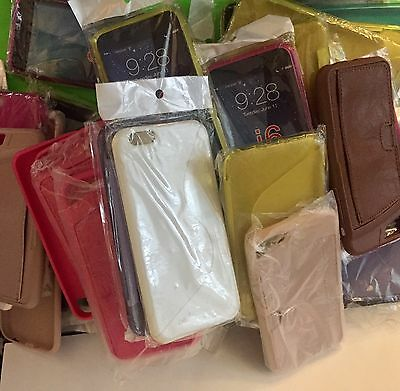 50 x Silicone case cover skin for iPhone 6, Lot of 50, factory wholesale