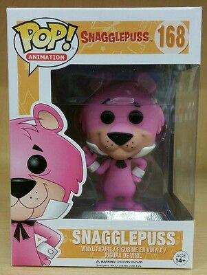 New SNAGGLEPUSS Funko Pop! Animation Vinyl Figure 168