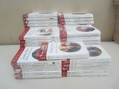 Lot of 51 Harlequin Presents  Romance Paperback Books FREE SHIPPING