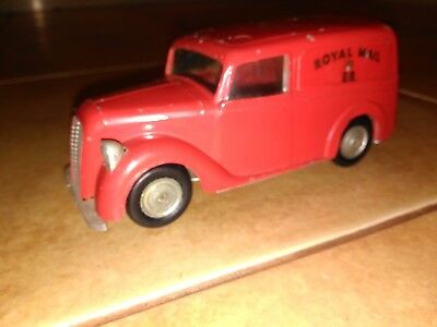 VINTAGE METTOY ROYAL MAIL VAN 1950s DIE CAST