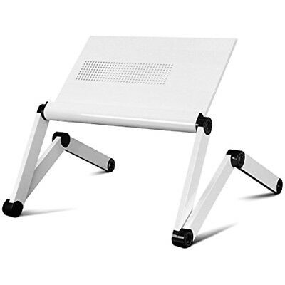 360 Adjustable Folding Laptop Lapdesk Table Laptop Desk Portable Bed Sofa Stand