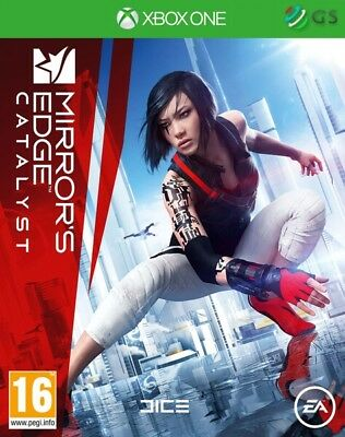 Mirror's Edge Catalyst Xbox One * NEW SEALED PAL *