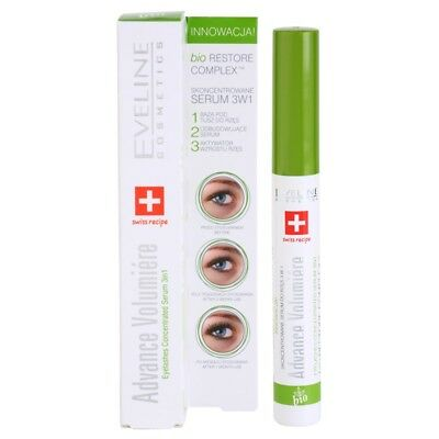 EVELINE Advance Volumiere Eyelashes Concentrated Serum 3in1 Conditioner Growth
