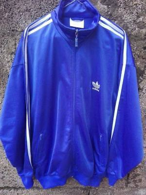 ADIDAS giacca 90's vtg jacket tuta track oldscholl suit jersey casuel overalls