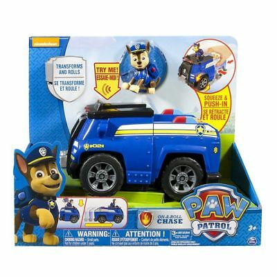 Paw Patrol On A Roll Chase And Vehicle