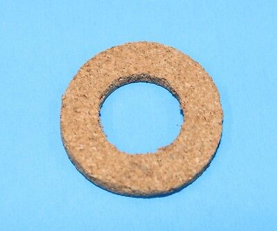 Vespa Cork Gas Tank Cap Gasket,  For Small Frame V0806B-50 (121)