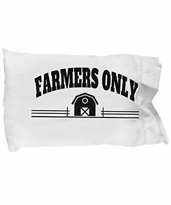 Farmers Only Pillowcase - Farmers Only