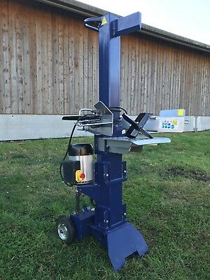 Wood Wizard Pro 7 Ton HEAVY DUTY Vertical Electric  Hydraulic Wood Log Splitter