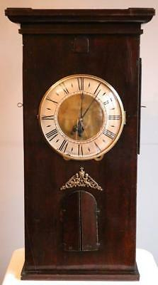 Emilian Wehrle  3 Train Cuckoo Trumpeter Clock 1850 WATCH VIDEO
