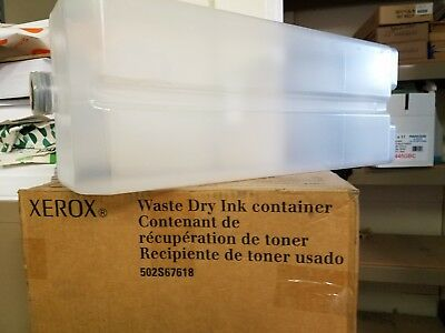 Xerox Docutech / Copier 6100, 6135, 6155, 6180 Waste Containers - 1 Case of 3