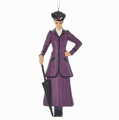 DW1173 Doctor Who Missy The Master Christmas Ornament Time Lord Lady BBC Sci Fi