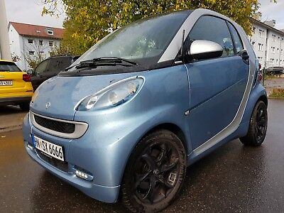 smart forTwo coupe softouch edition lightshine micro hybrid drive