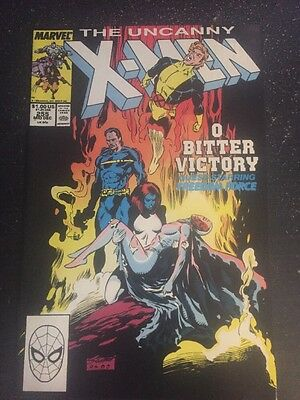 Uncanny X-men#255 Incredible Condition 9.2 Freedom Force , Reavers(1989) Wow!!