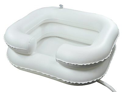 Inflatable Portable Washing And Hair Washing Basin Disability Aid For Camping