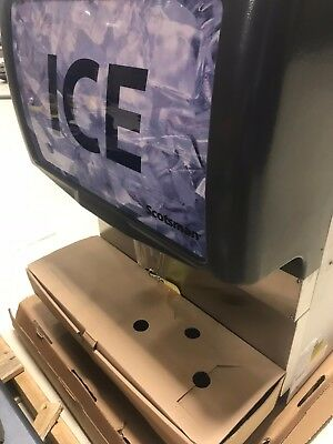 Brand New SCOTSMAN ID250 - 250lbs COUNTERTOP ICE DISPENSER  ID250B-1A